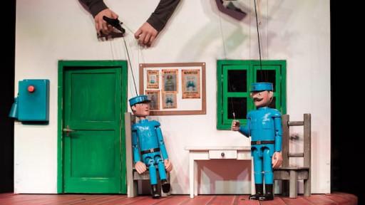 Velká policejní pohádka díl 3.: Kouzlení je zakázáno